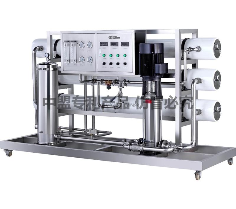 反渗透水处理机组