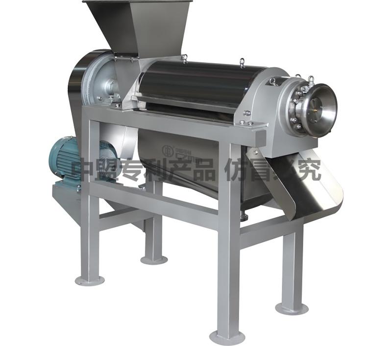 螺旋榨汁机